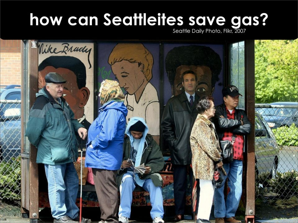 gas? Seattle