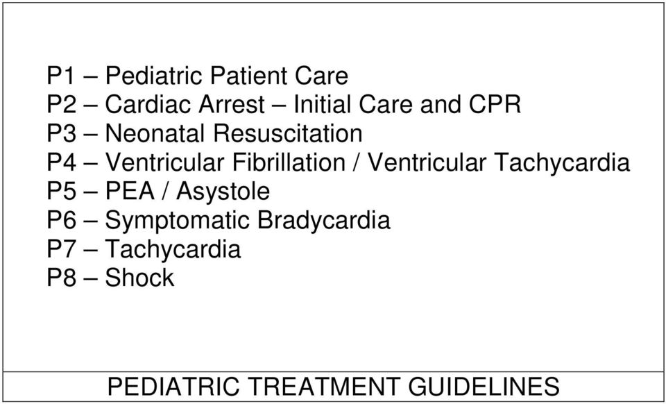 supraventricular tachycardia treatment guidelines pdf