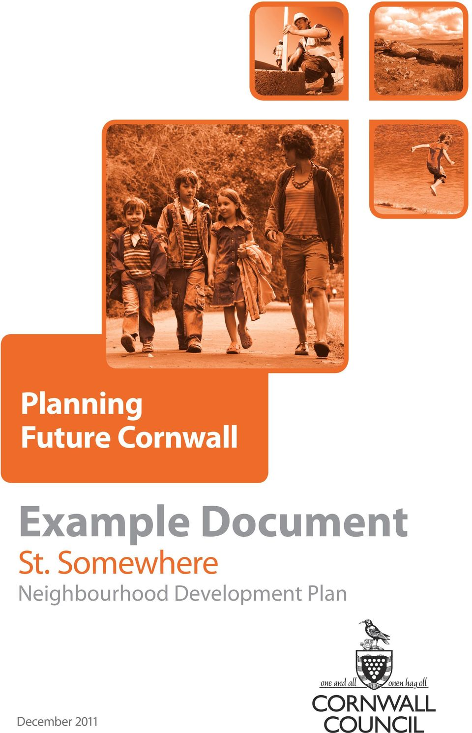 Planning Future Cornwall Example Document St.