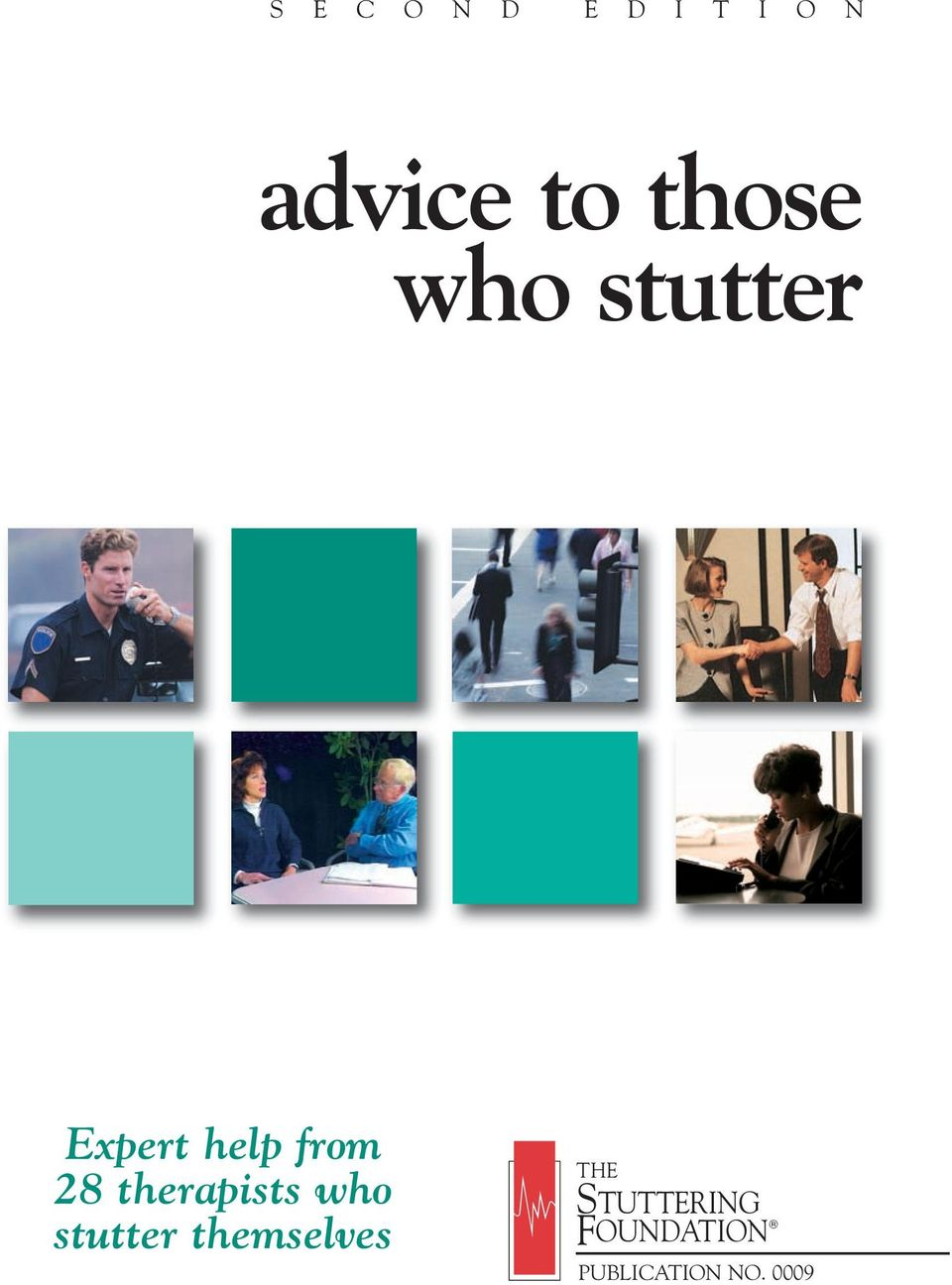 therapists who stutter themselves THE