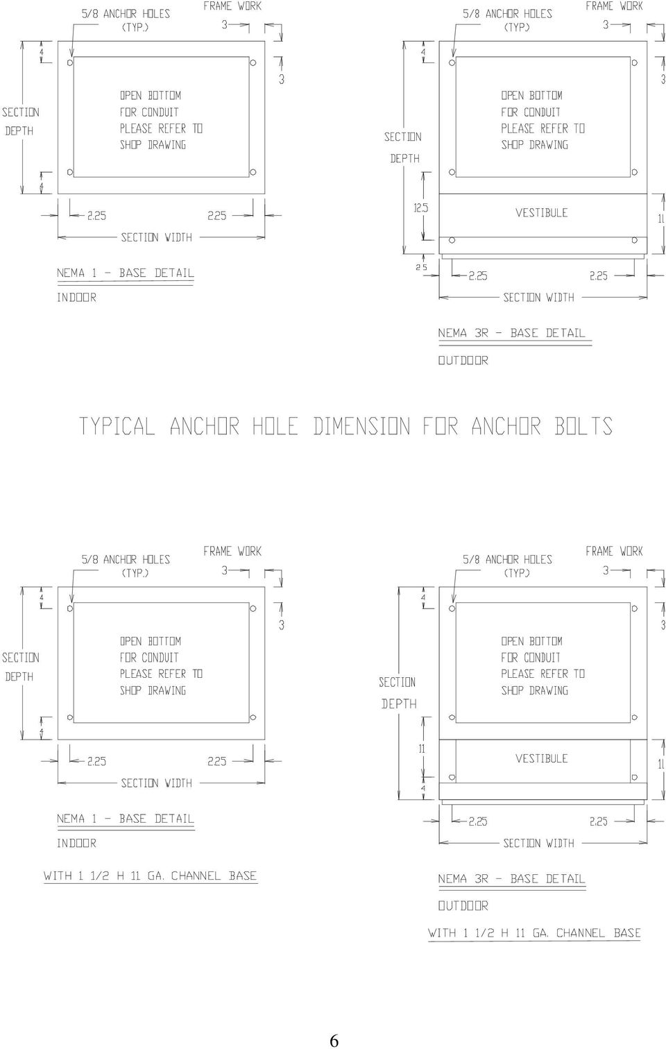 Switchboard Installation And Maintenance Manual Pdf Carrier Rva C Wiring Diagram Installing Contractor Part Ii Care Should Be Taken To Locate The In Accordance With Latest Edition Of National Electrical Code