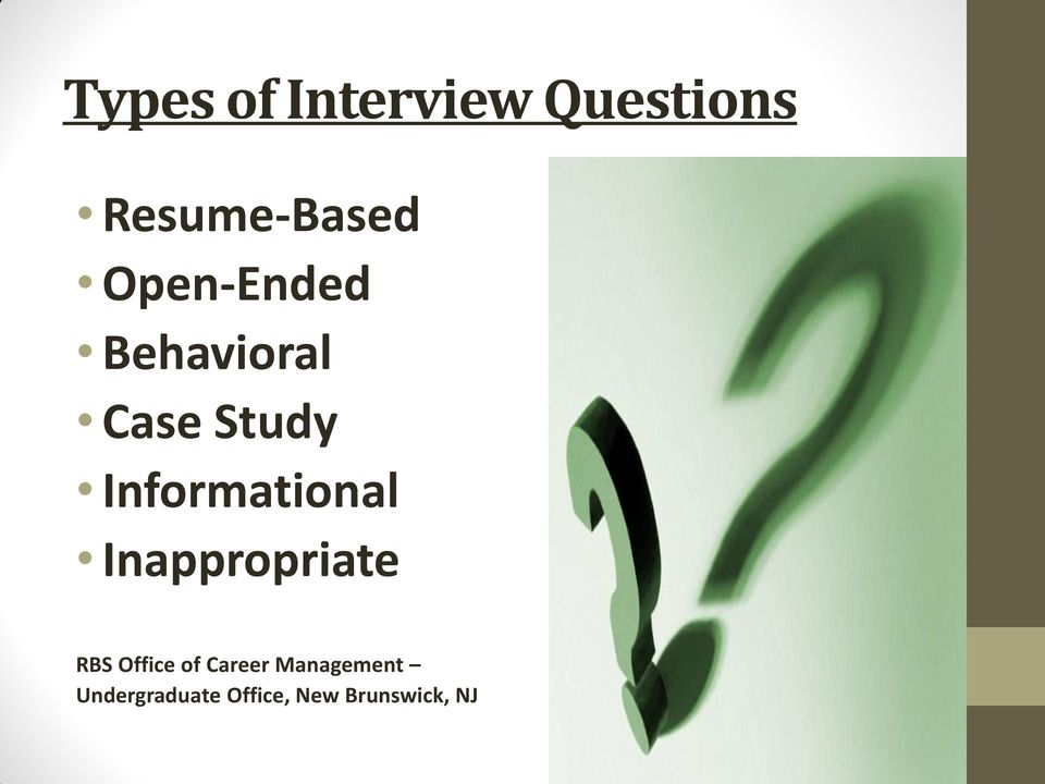 school office manager interview questions - Etame.mibawa.co
