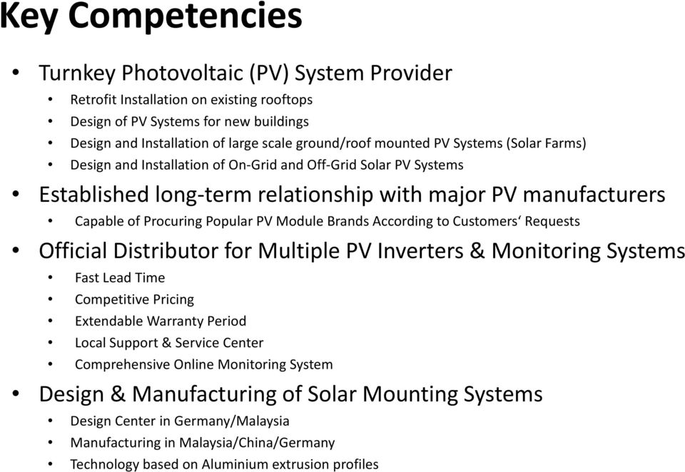 According to Customers Requests Official Distributor for Multiple PV Inverters & Monitoring Systems Fast Lead Time Competitive Pricing Extendable Warranty Period Local Support & Service Center