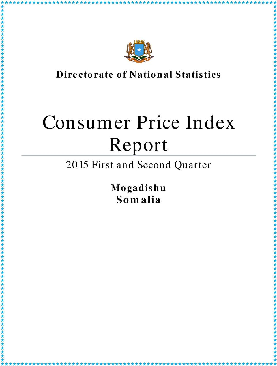 a report on the consumer price index or cpi The consumer prices index (cpi) 12-month rate was 24% in may 2018,  to  meet the requirements as set out in the cpih assessment report.