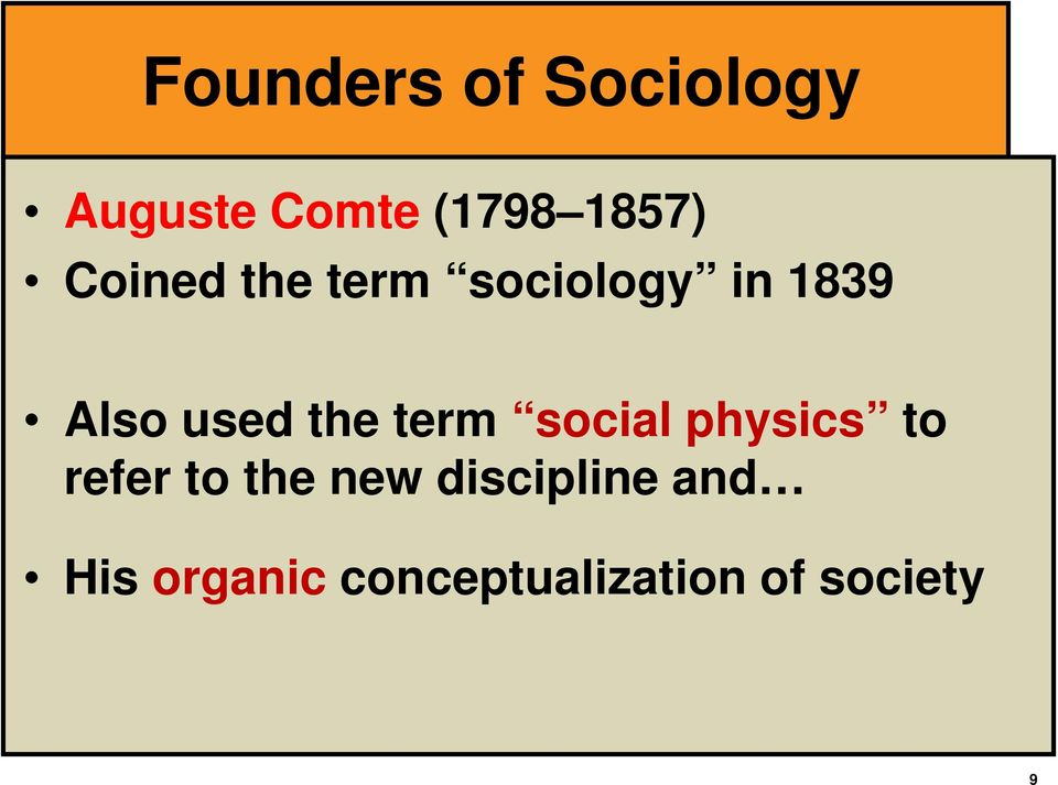 term social physics to refer to the new