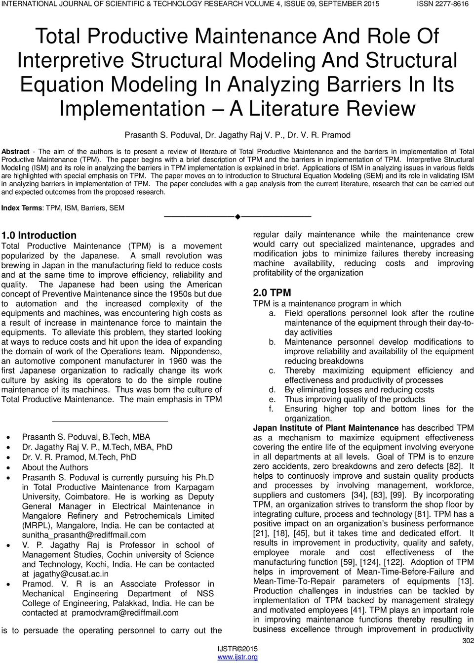 barriers of tqm implementation pdf