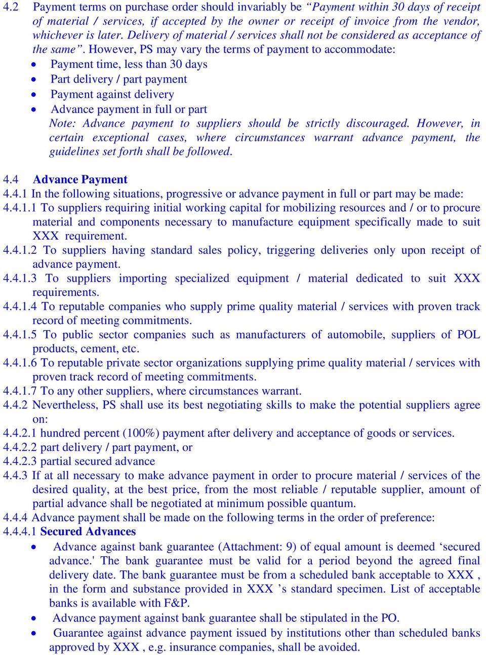 general insurance terms and definitions pdf