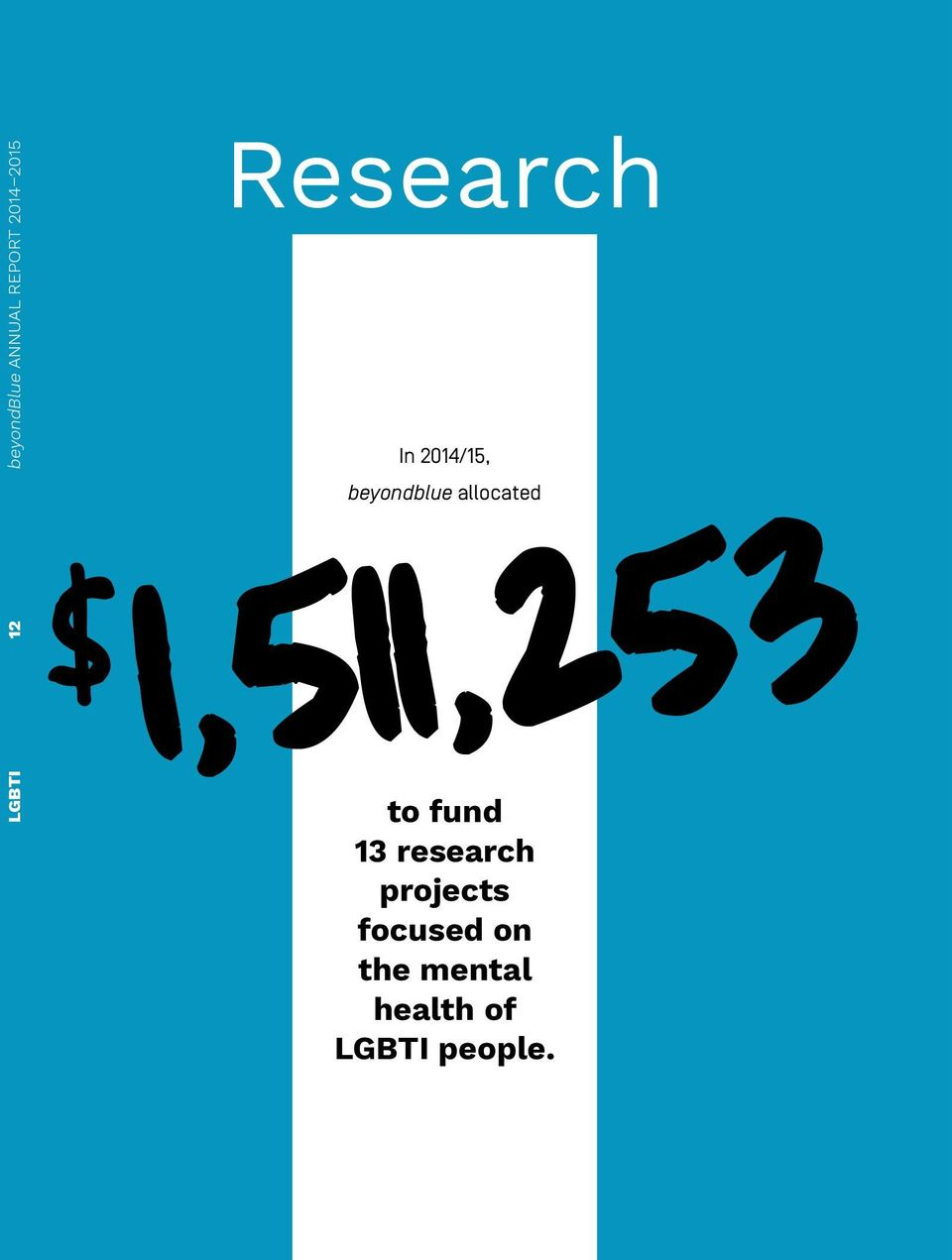 allocated $ 1,511,253 to fund 13 research