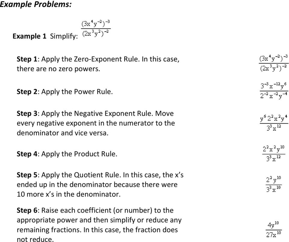 Step 4: Apply the Product Rule.