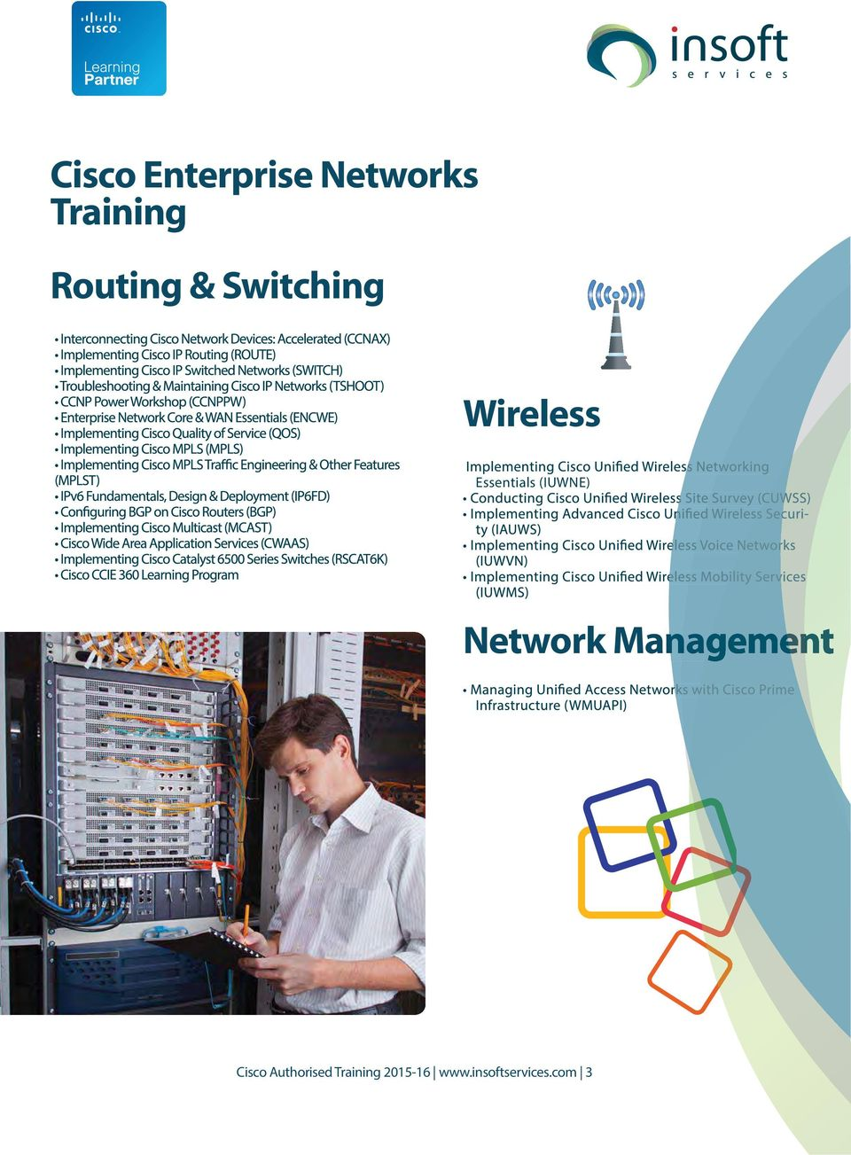 (IUWNE) - Network Management Cisco