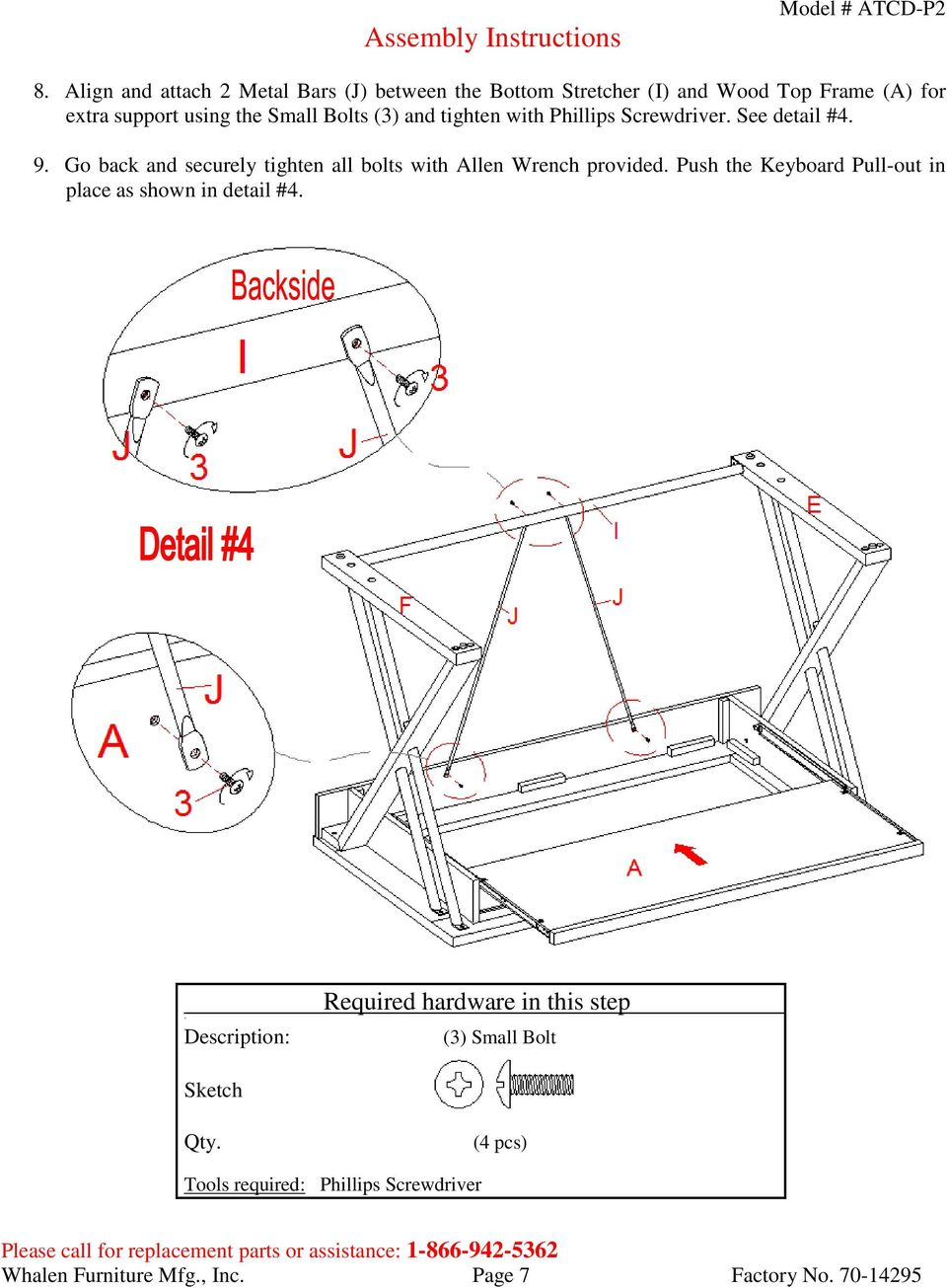 keyboard stand assembly instructions