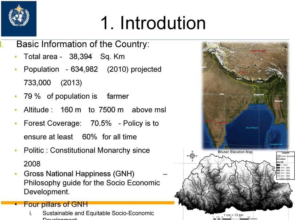 What is Gross National Happiness?