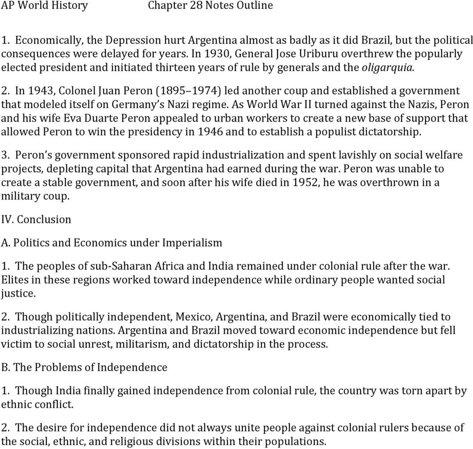 indian imperialism independence study guide Reading essentials and study guide the reach of imperialism lesson 3 british rule in india essential questions what are the causes and effects of imperialism.