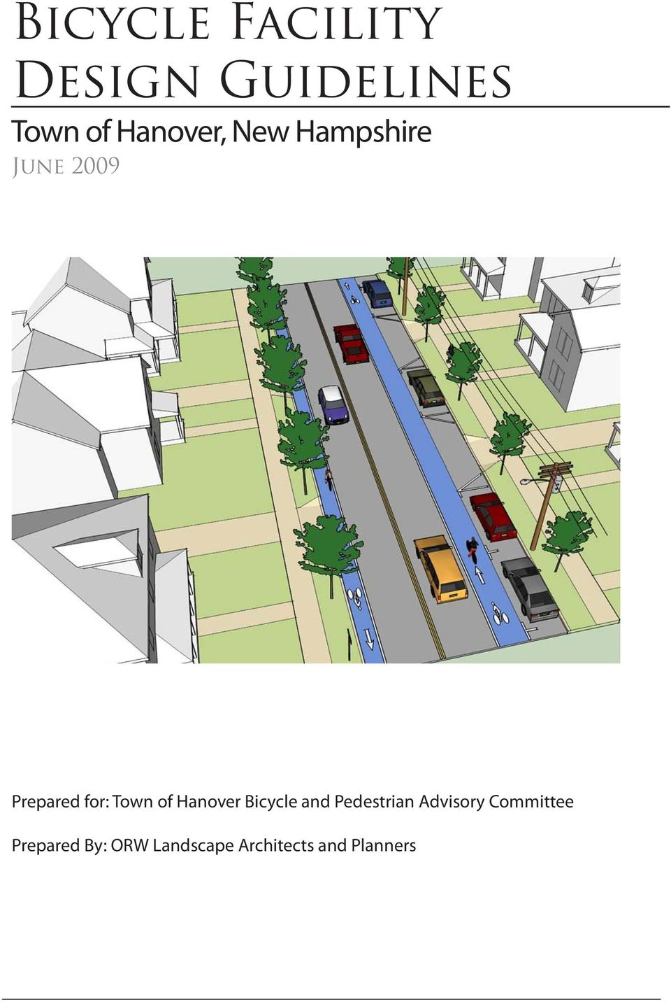 and Pedestrian Advisory Committee
