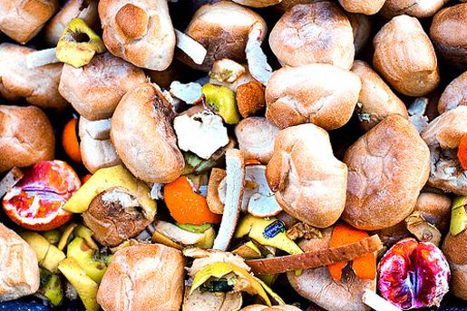 Organic Waste The Department of Resources Recycling and Recovery estimates that a third of waste sent to landfills is compostable organic material that could be used to make soil amendment, that not
