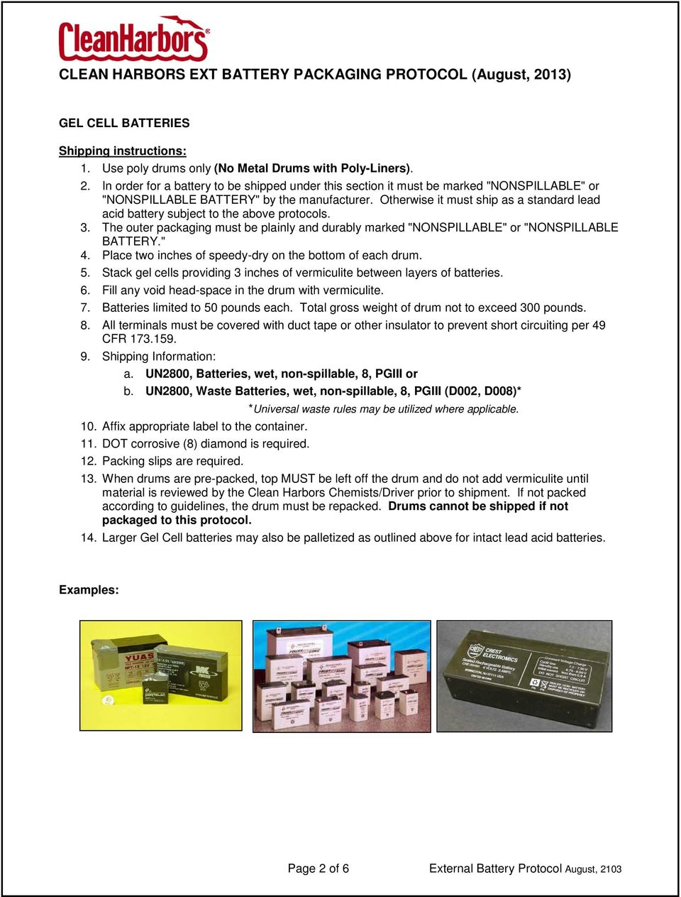 lithium battery disposal instructions