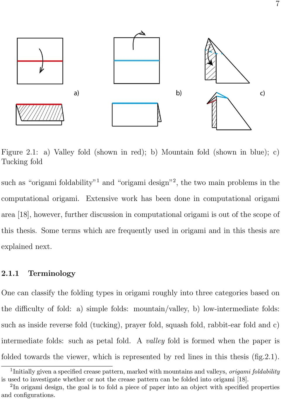 The University Of Calgary Origami Kirigami And Modeling More Information About Dog Diagram On Site Http Static Some Terms Which Are Frequently Used In This Thesis Explained Next