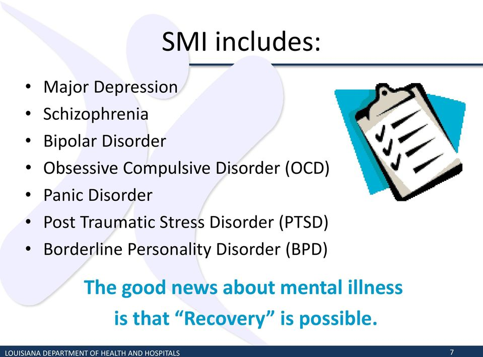 an overview of schizophrenia a group of mental illnesses Overview of mental disorders-psychotic, mood, eating, substance, somatoform, anxiety, personality, dissociative, and impulse control  the main psychotic disorders are schizophrenia, schizoaffective disorder and the delusional disorders  documents similar to psychiatry overview skip carousel carousel previous carousel next case study.