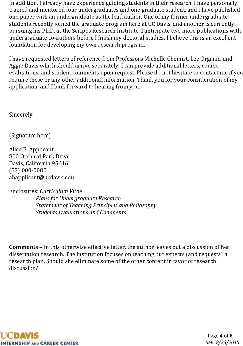 cover letter postdoc biology