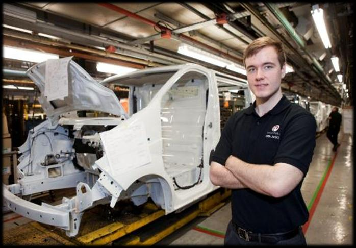 Luton Plant Manufacturer of the award winning Vivaro Van (X83) Next generation Vivaro (X82) to be launched in 2014 Only Van manufacturer in the