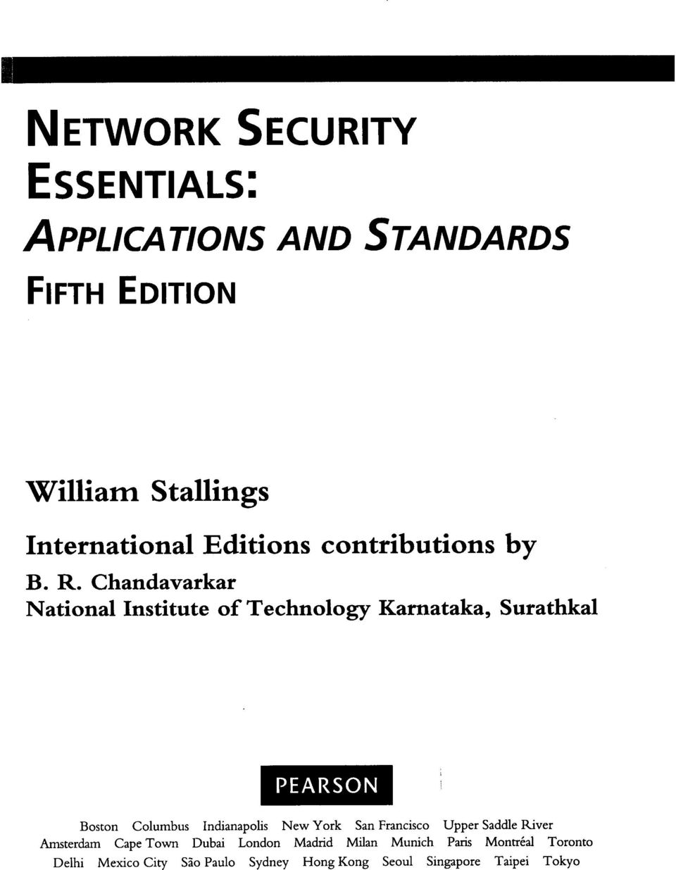 william stallings cryptography and network security 8th edition pdf