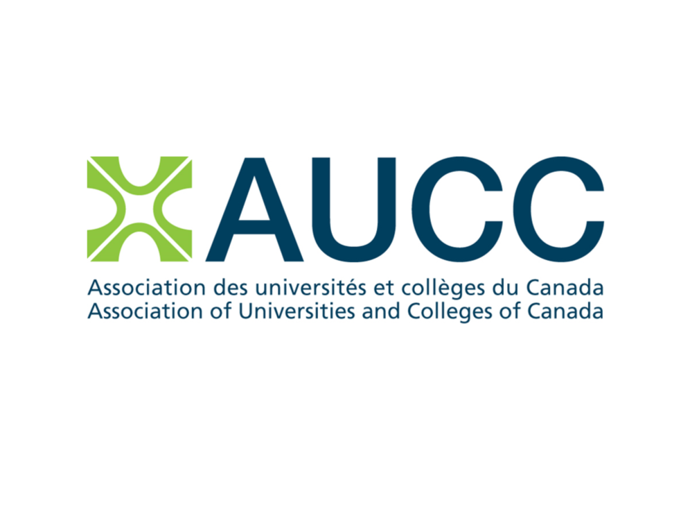 We ve been the Association of Universities and Colleges of Canada since April, 1965 a half century.
