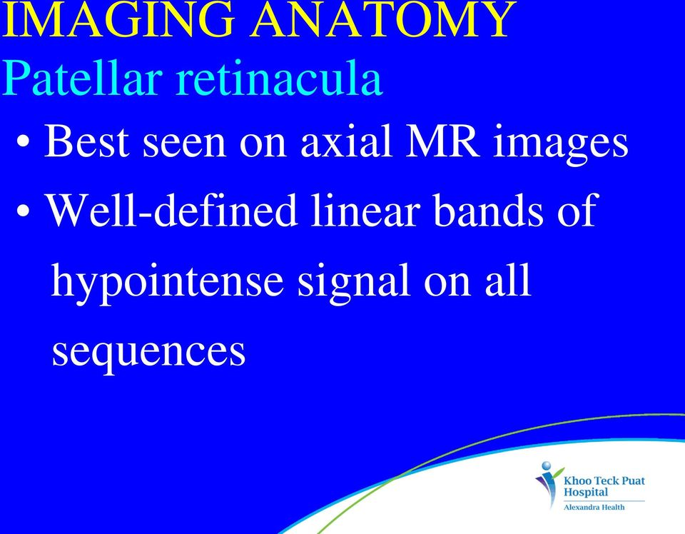 images Well-defined linear bands