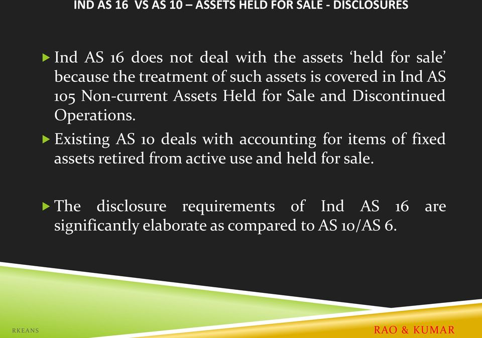 accounting standard 10 accounting for fixed Of fixed assets, intangible assets, and investment property in south american  companies  or the group of latin american accounting standard setters ( glass, its acronym in  10=oil and gas and chemicals 11=steel and metal .