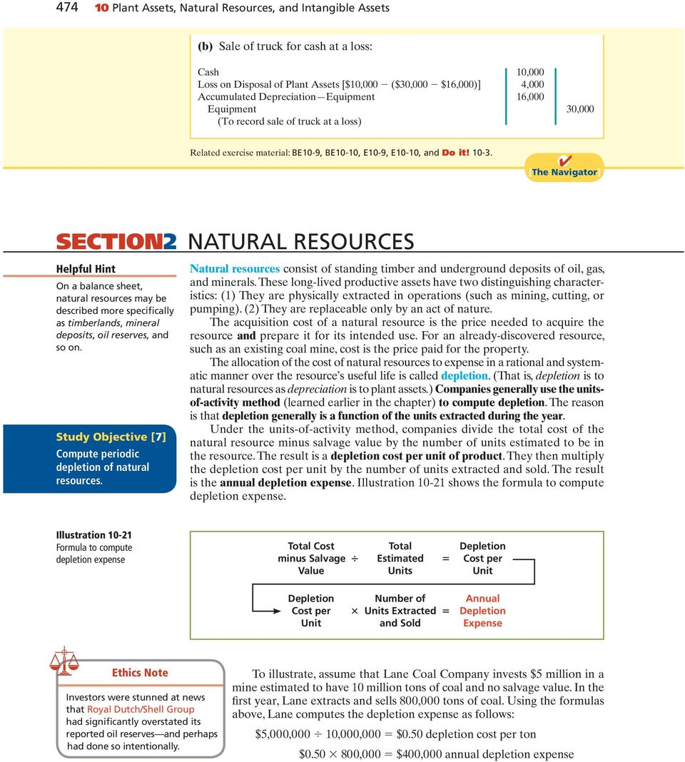 causes of depletion of natural resources pdf