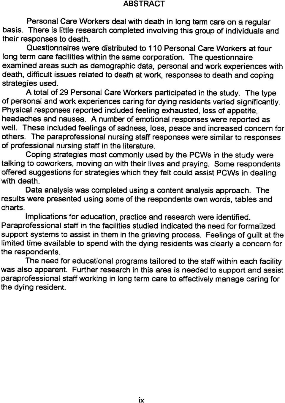 nursing staff experiences and responses Medical staff perceptions of a mature rapid response system at a large tertiary  hospital findings  medical emergency response team, nurse-physician  relationships, patient deterioration, rapid  previous experience in emergency  situations.