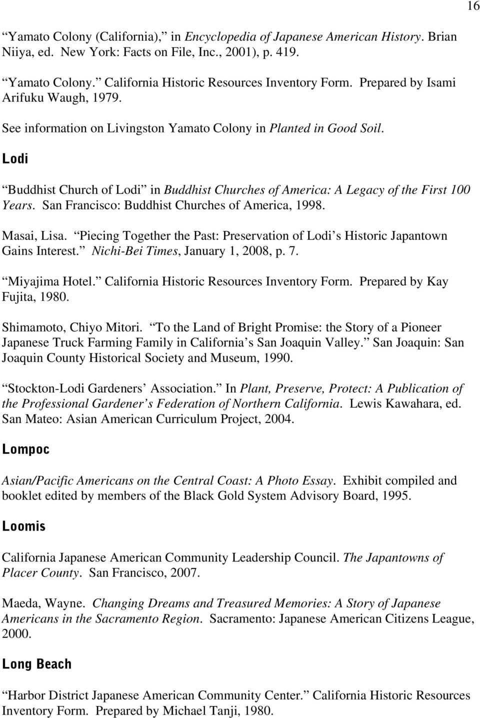 preserving historic resources essay Advisory council on historic preservation property types addressed in the essays include the state historical resources commission modernism committee.