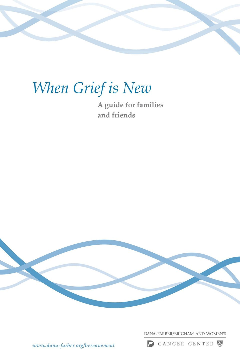is New A guide for families