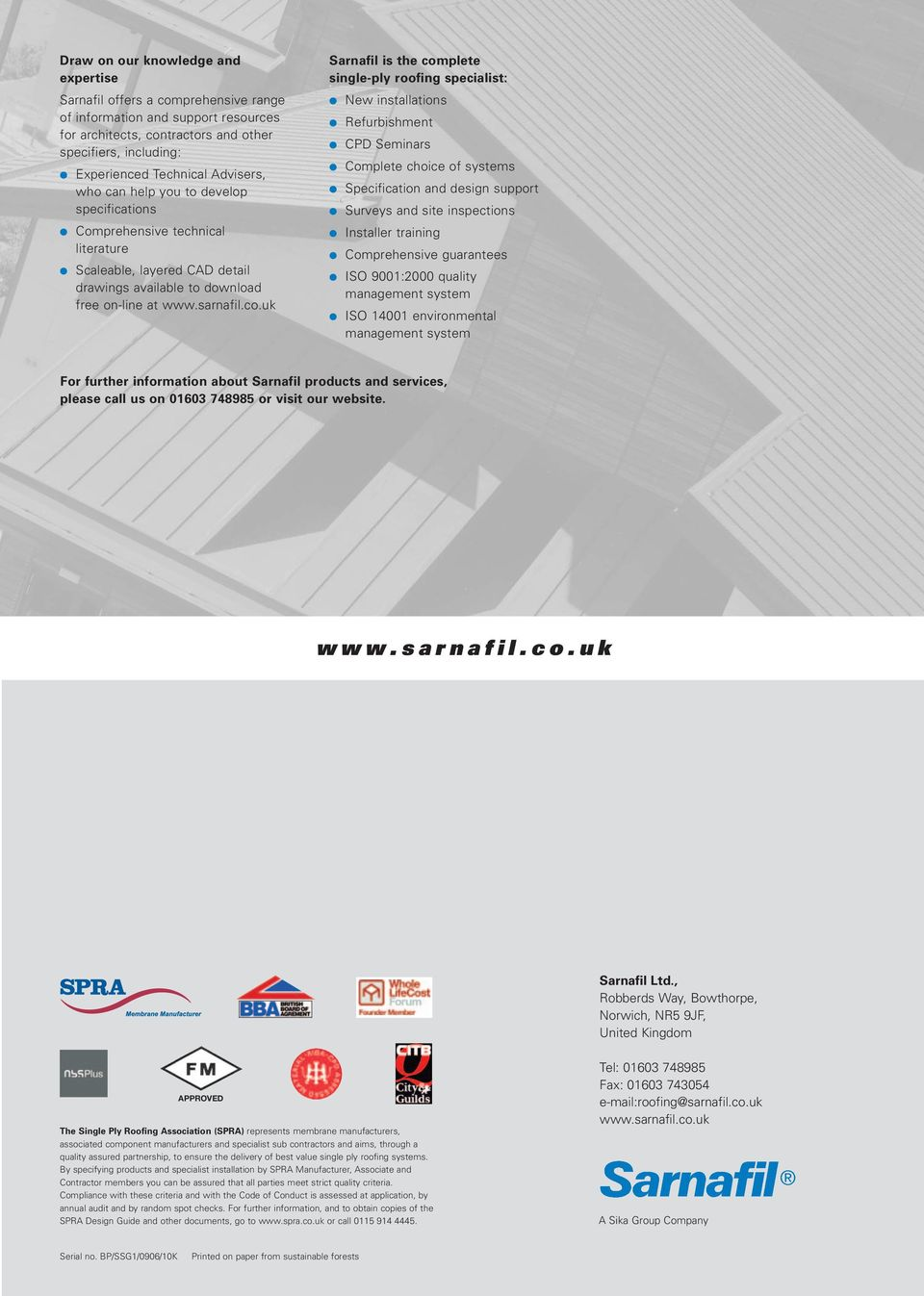 Sarnafil Specification Guide Pdf Free Download