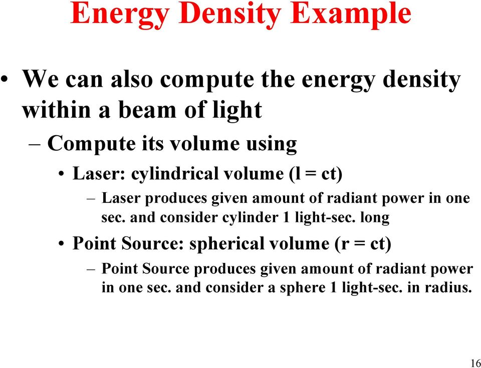 one sec. and consider cylinder 1 light-sec.