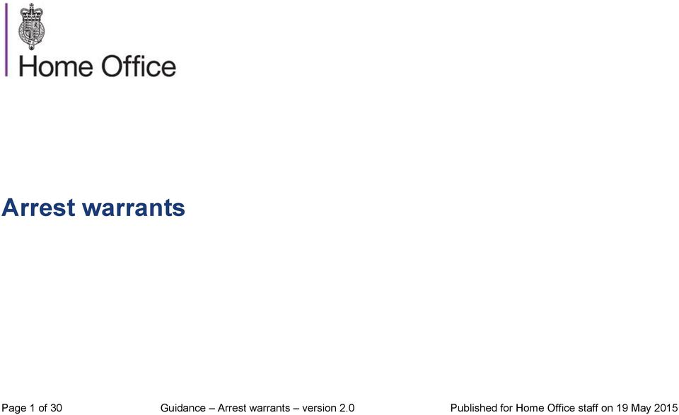 Home office guidance appropriate adults