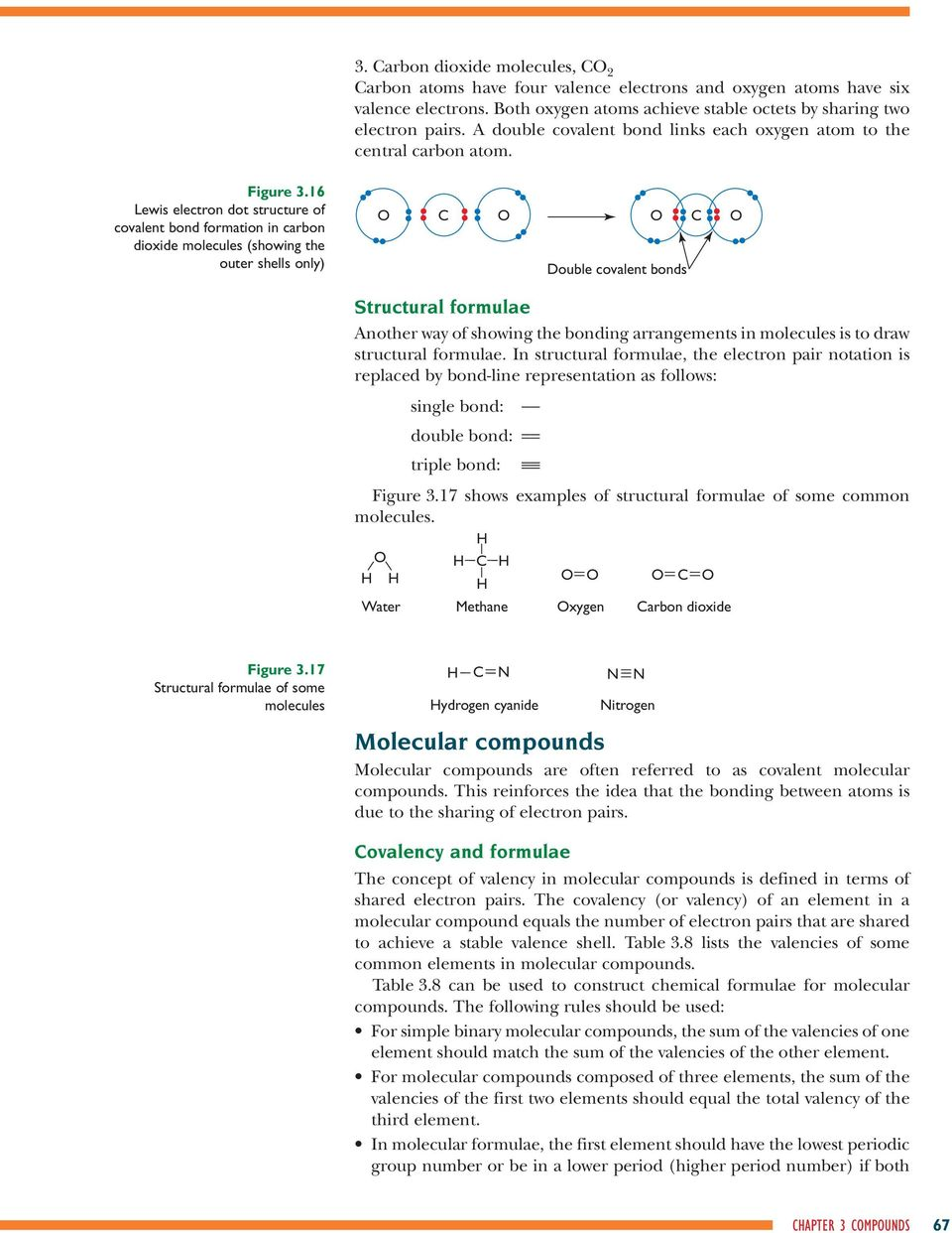 Compounds 8veizg Introduction In This Chapter Pdf Electron Shell Diagram For Oxygen The Next Two Shells Can Hold 8 16 Lewis Dot Structure Of Covalent Bond Formation Carbon Dioxide Molecules Showing