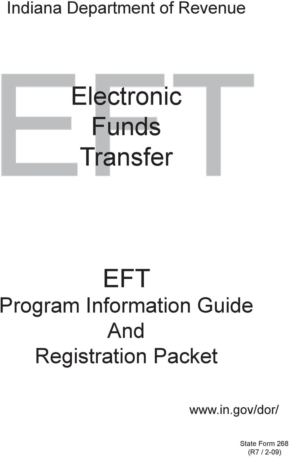 Information Guide And Registration