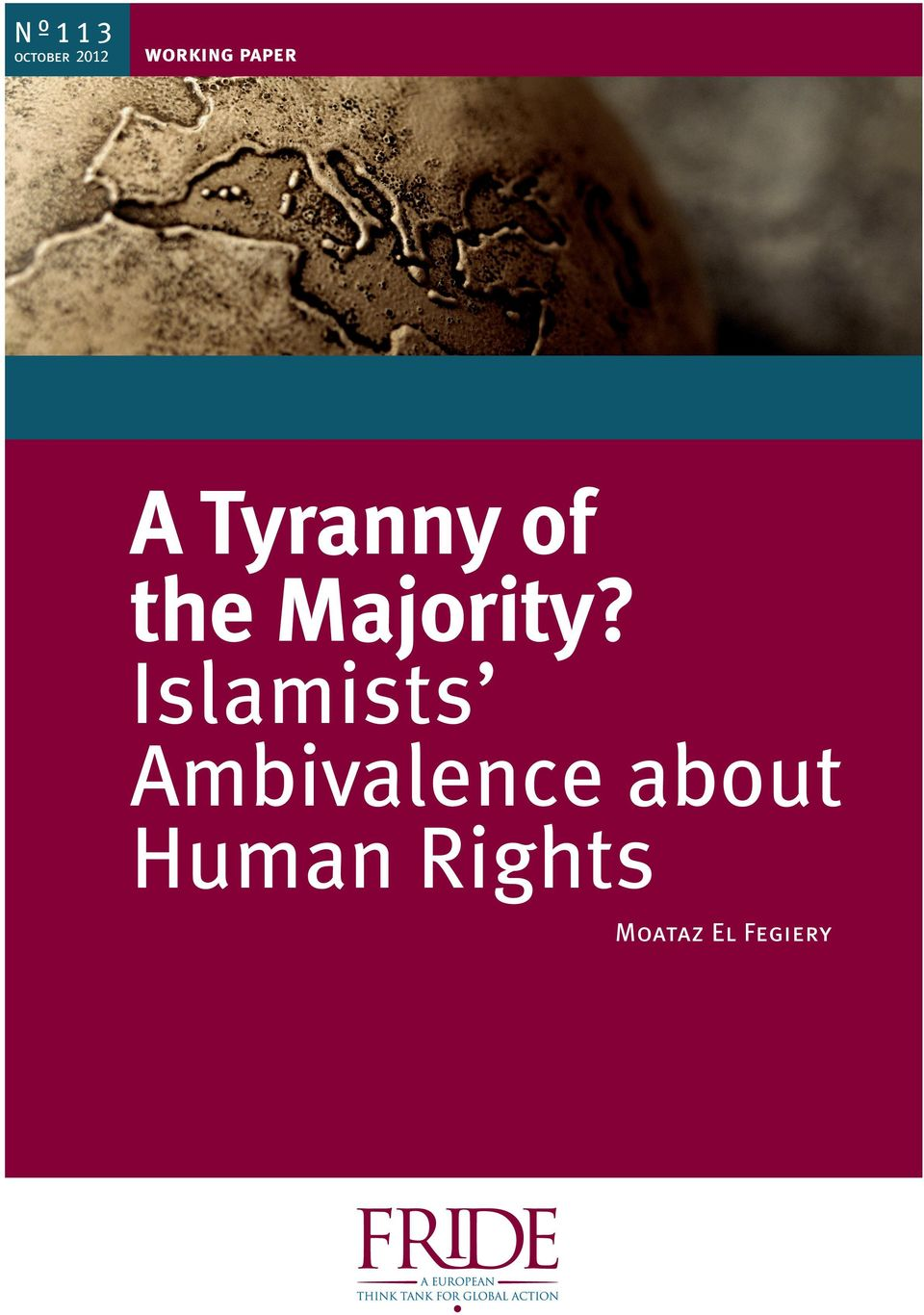 tyranny of majority Guinier takes her title from madison, who sought to avoid the tyranny of the majority through both substantive and procedural limits on majority rule.