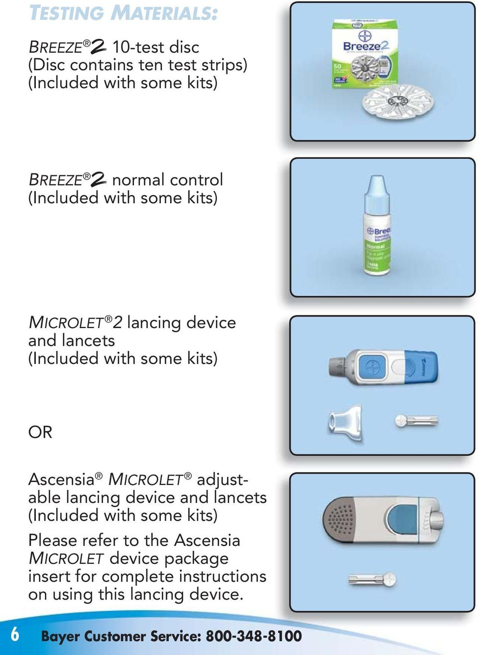 bayer microlet 2 instructions