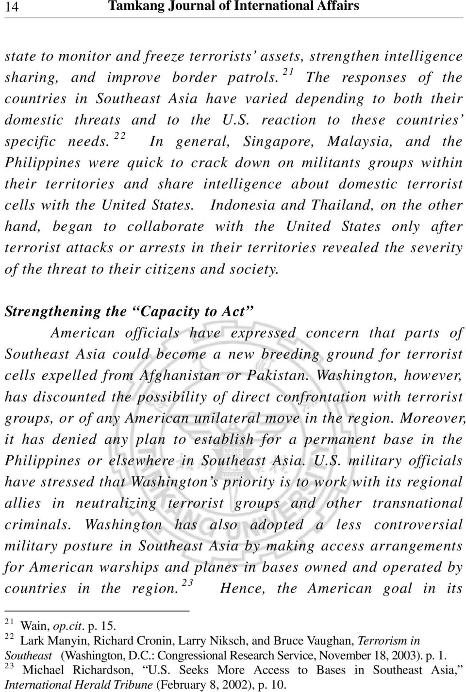 effects of terrorism in the philippines pdf