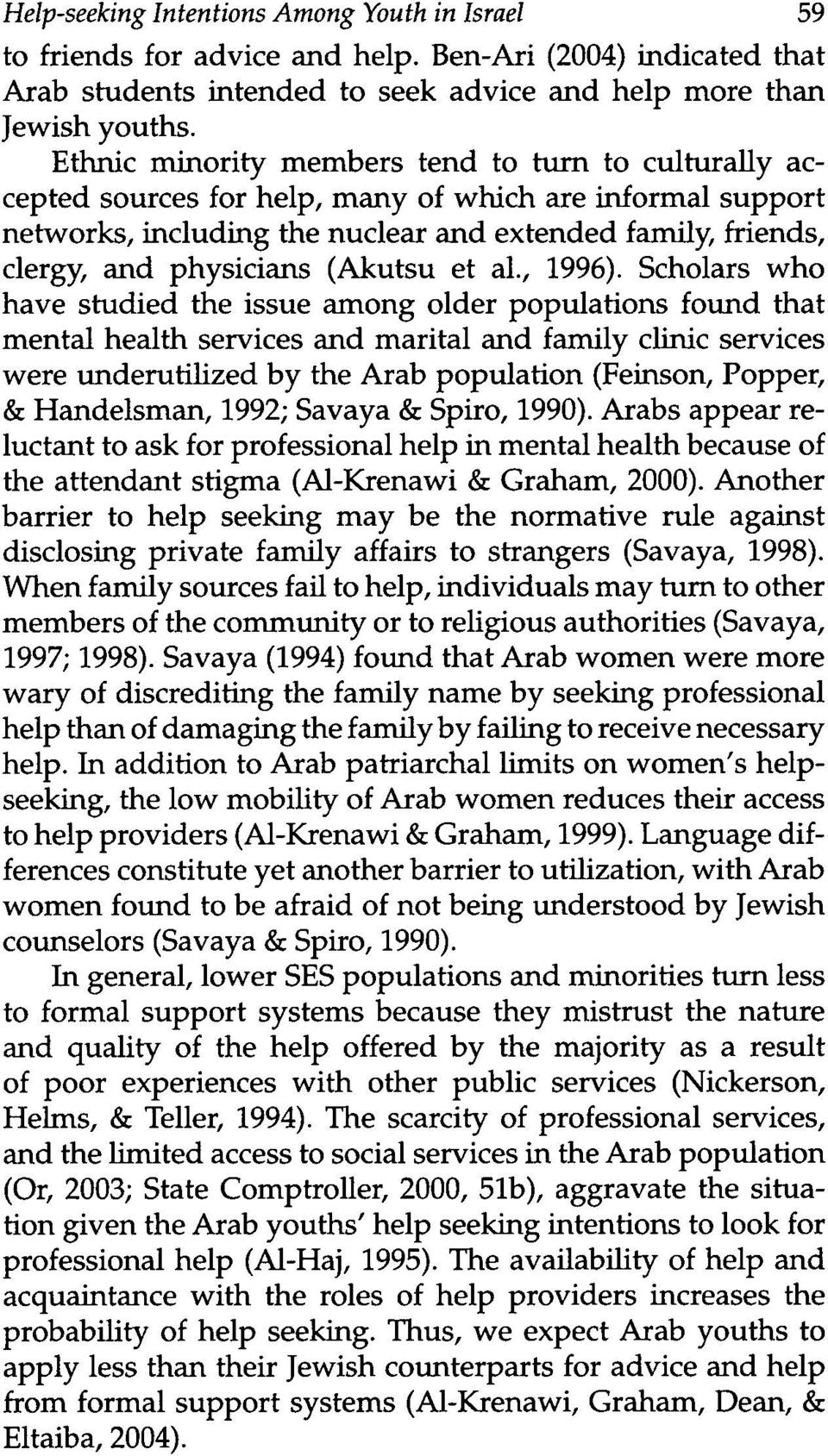 gender differences in mental health pdf