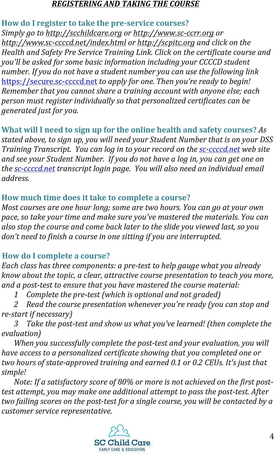 Frequently asked questions pdf click on the certificate course and youll be asked for some basic information including fandeluxe Choice Image
