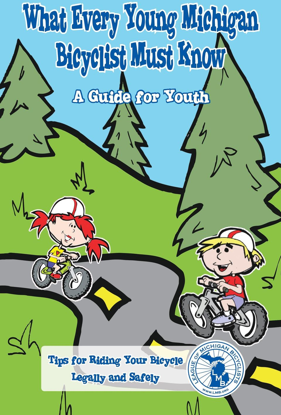 for Youth Tips for Riding