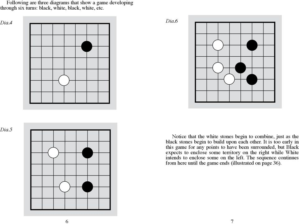 It is too early in this game for any points to have been surrounded, but Black expects to enclose some territory on the