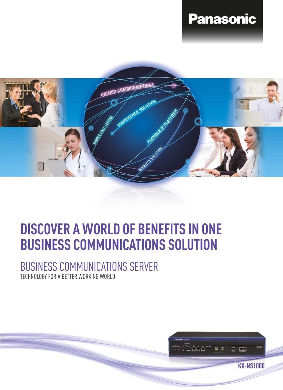 SOLUTION BUSINESS COMMUNICATIONS