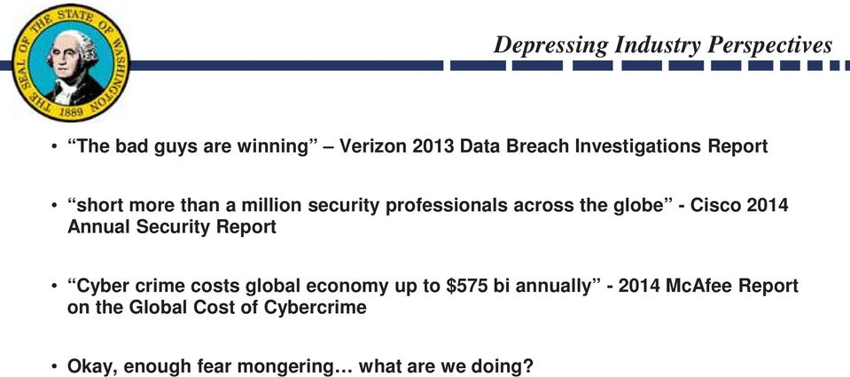 Cisco 2014 Annual Security Report Cyber crime costs global economy up to $575 bi annually