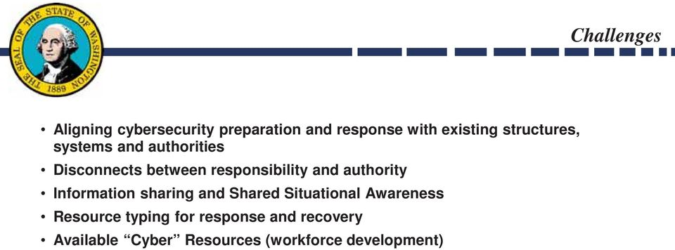 authority Information sharing and Shared Situational Awareness Resource
