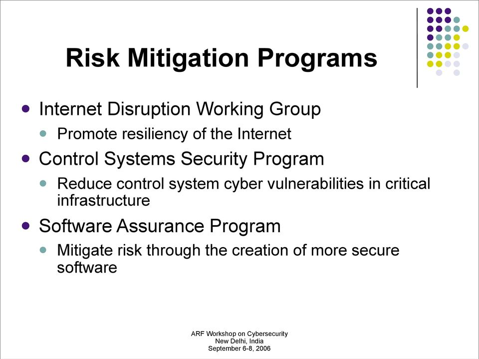 control system cyber vulnerabilities in critical infrastructure