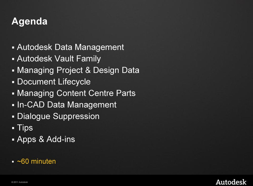 Lifecycle Managing Content Centre Parts In-CAD Data
