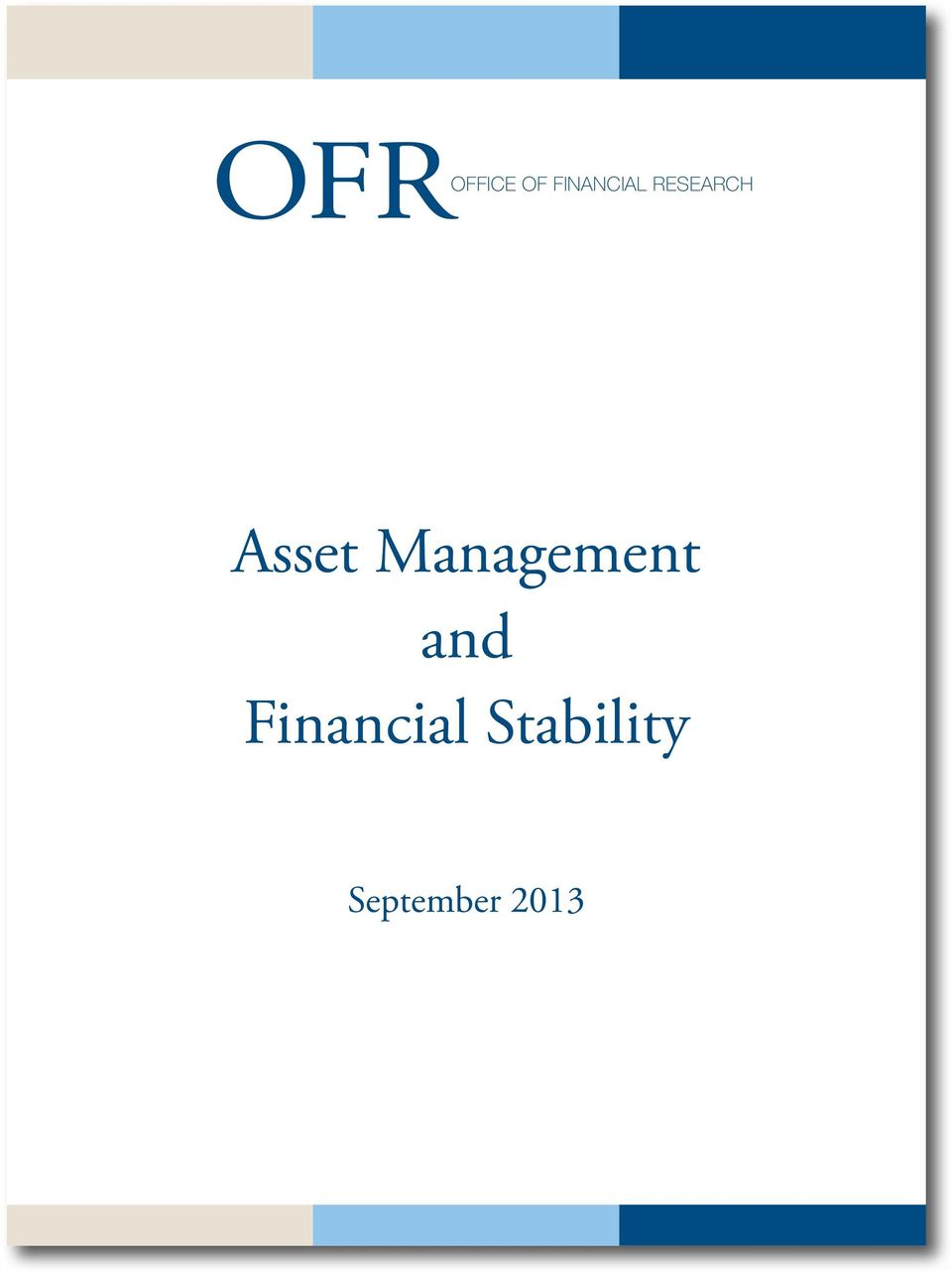 Asset Management and